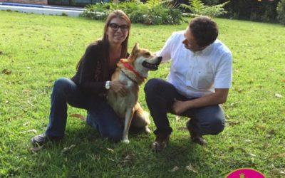 Lucas fue adoptado!