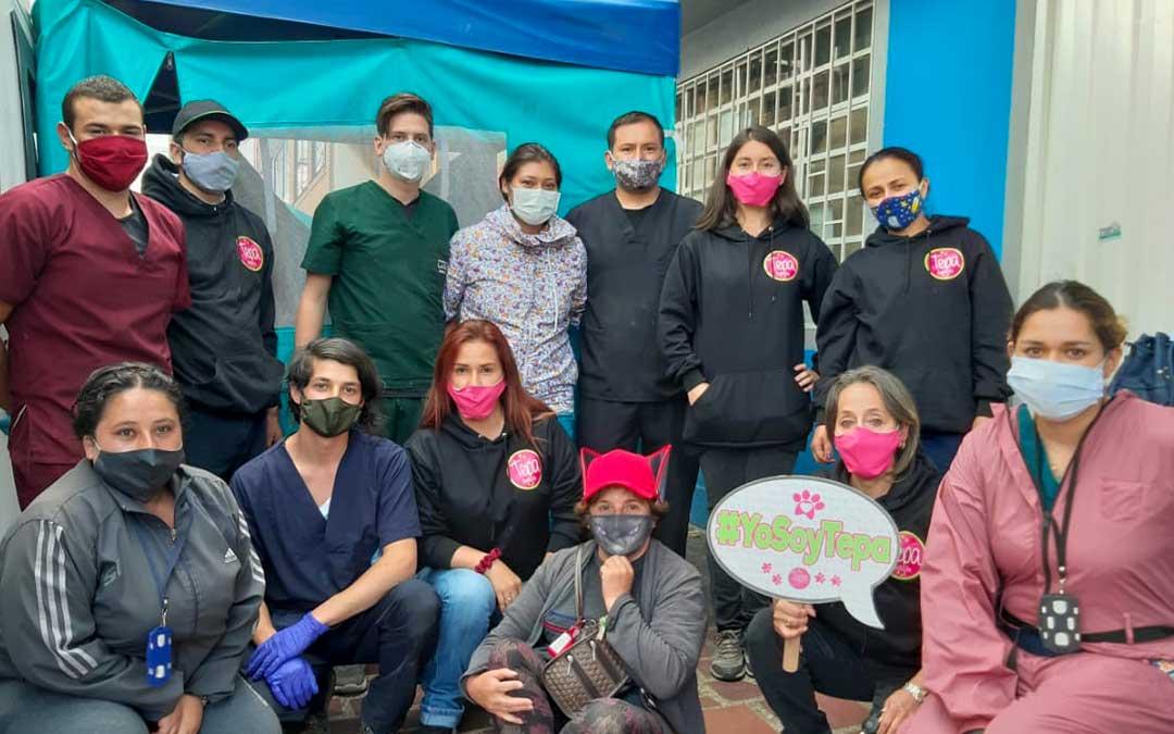 Jornada de esterilización Merlín – Usme (Bogotá)